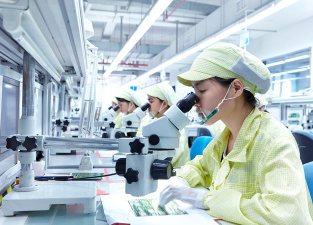 Many people view the globalization of production as a threat, but a recent study shows that investing in foreign countries can actually boost the domestic economy.